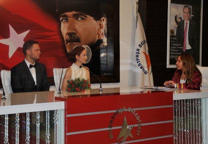 Muratpaşa'da Nikahlar Ücretsiz