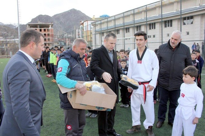 Öğrenciler Şubat Tatilinde Spor Yapacak