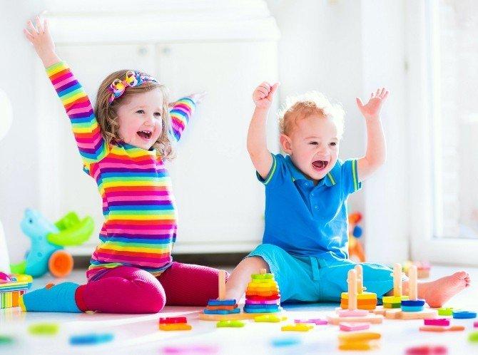 Çocukların Dilini Oyun Çözüyor