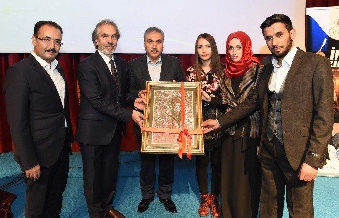 Başbakan Başdanışmanı Prof. Dr. İskender Pala Uşak'ta Üniversite Öğrencilerine Hitap Etti
