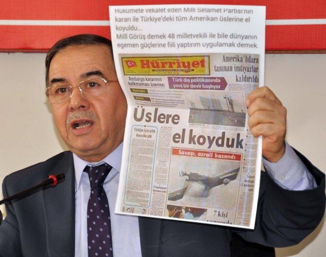 SP Genel Başkan Yardımcısı: Dış politikada daldan dala zıplıyoruz