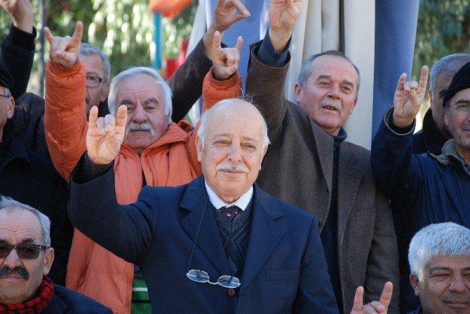 Silifkeli Eski MHP'liler Ve Ülkücüler Kurultay İstedi