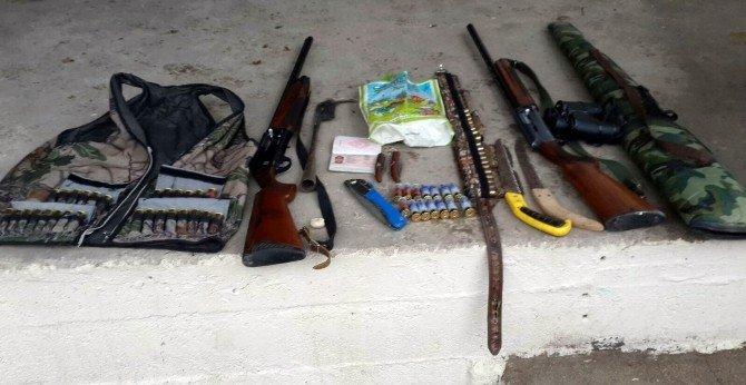 Silopi'de 82 Terörist Kaçarken Yakalandı