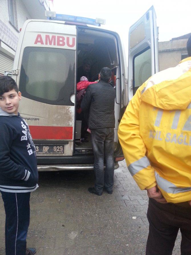 Vatandaşlar çatışmalardan kaçmak için ambulansları kullanıyor