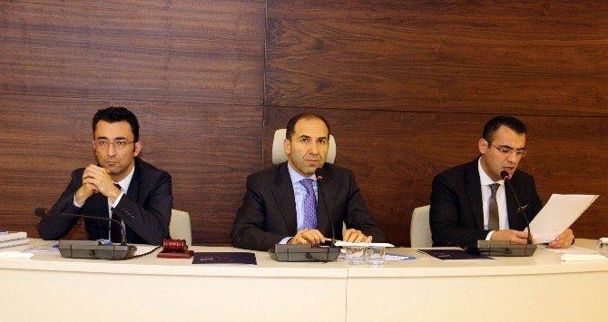 Stso Yeni Yılın İlk Meclis Toplantısını Yaptı