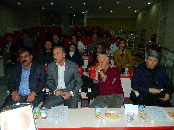 Soma Belediyesi, 2016'nın İlk Meclis Toplantısını Yaptı