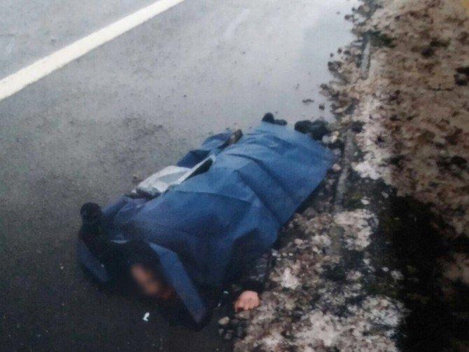 Bir Kişinin Öldüğü Kazayı Jandarma Aydınlattı