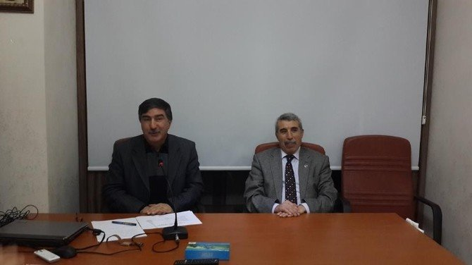 Prof. Dr. Abdulkadir Baharçiçek: