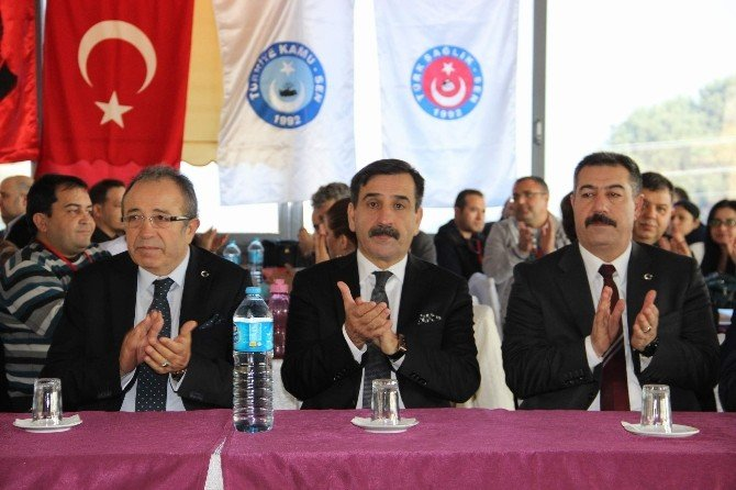 Türk Sağlık-sen Genel Başkanı Önder Kahveci: