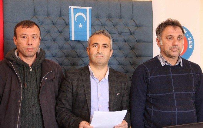 Türk Ulaşım-sen Gaziantep Şubesinden Açıklama