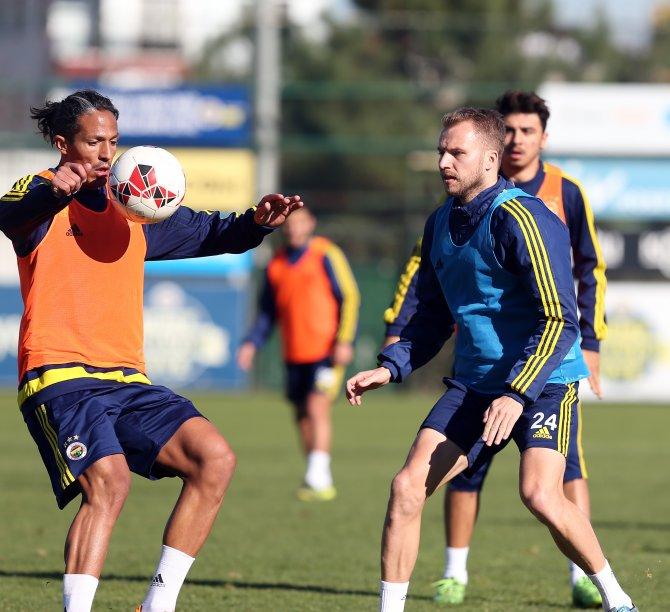 Fenerbahçe'de Giresunspor maçı hazırlıkları tamamlandı