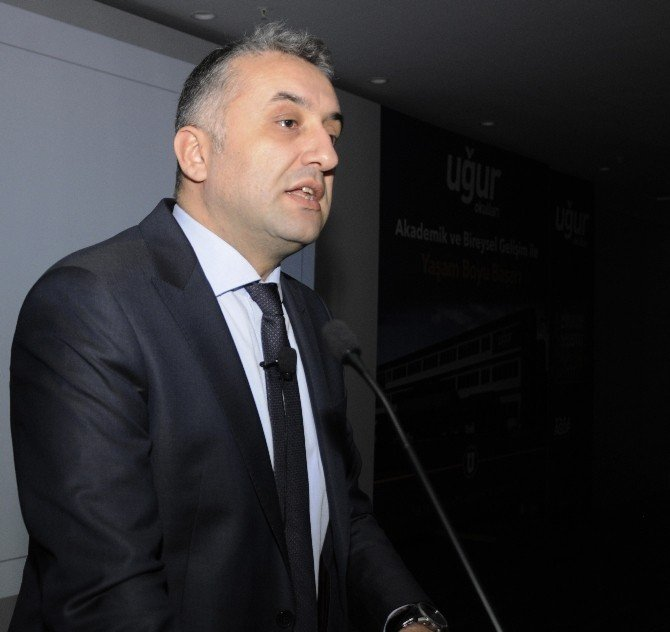 Uğur Okulları Antalya Tanıtım Toplantısı