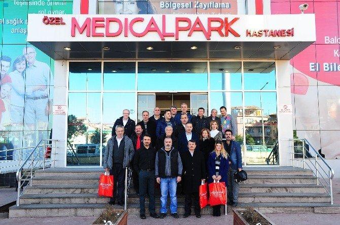 Medical Park, Basın Mensuplarını Konuk Etti