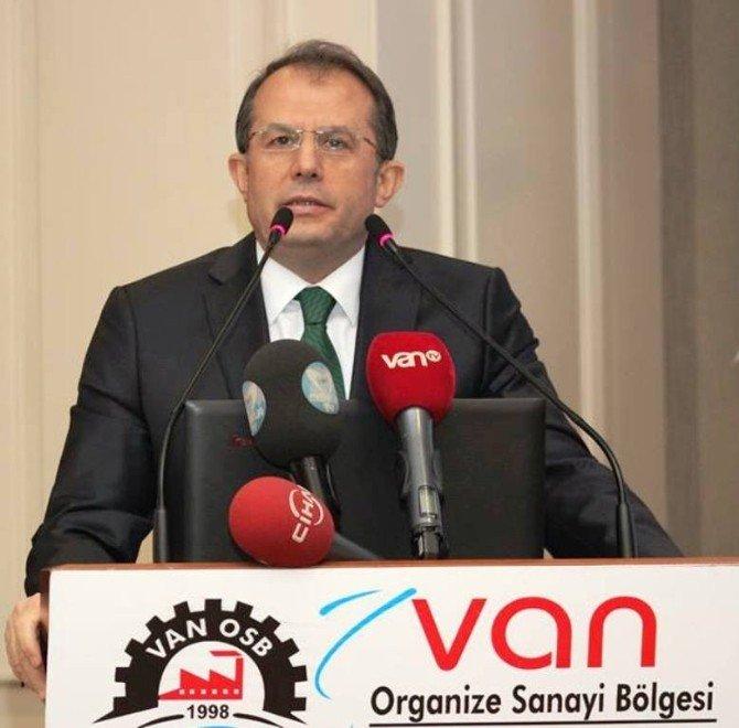 Van OSB'nin 2015 Yılı Değerlendirme Ve 2016 Hedefleri Toplantısı
