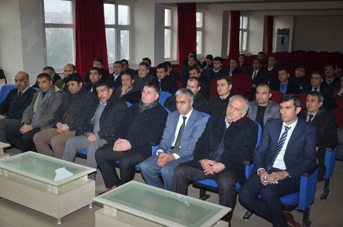 Viranşehir'de Eba Semineri Verildi