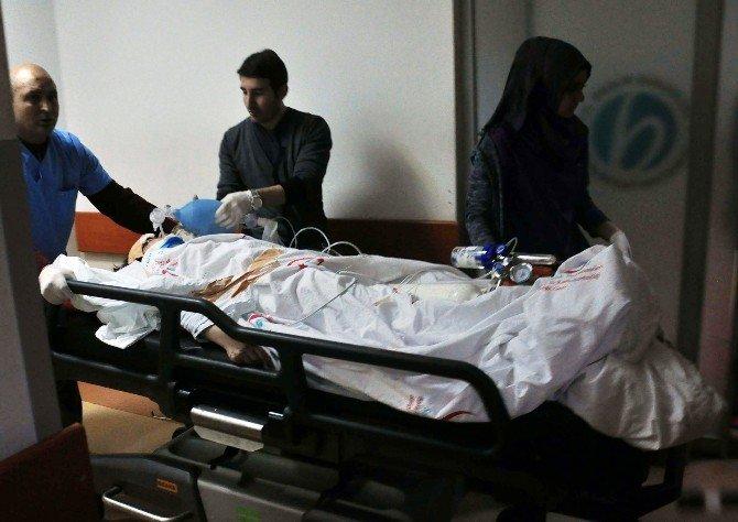 Bitlis'te Trafik Kazası 1 Ölü, 1 Yaralı