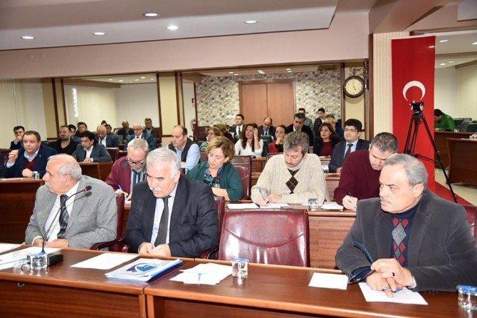 Yunusemre Belediyesi Ocak Ayı Meclis Toplantısı Yapıldı