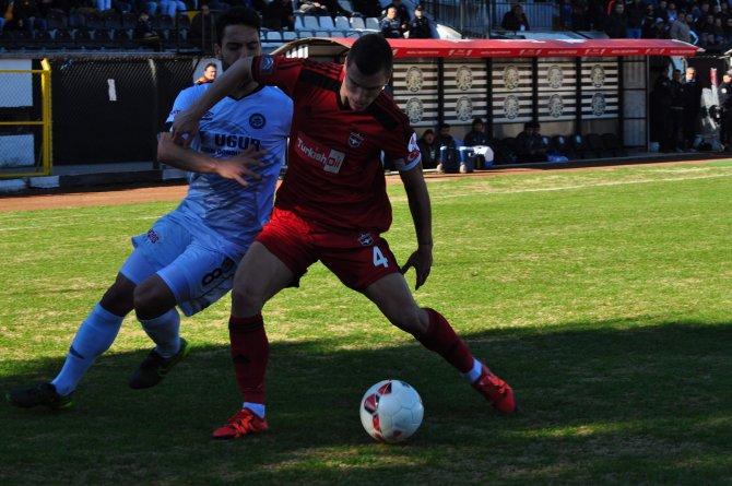 Nazilli Belediyespor: 0 - Gaziantepspor: 0