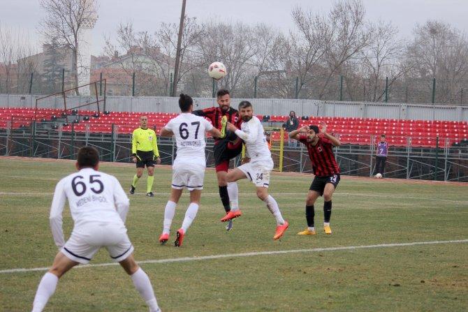 Linyitspor ikinci yarıya galibiyetle başladı