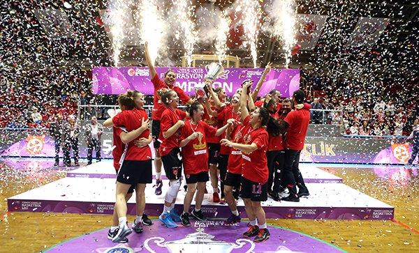 TKBL Federasyon Kupası'nda şampiyon Osmaniye Gençlik oldu