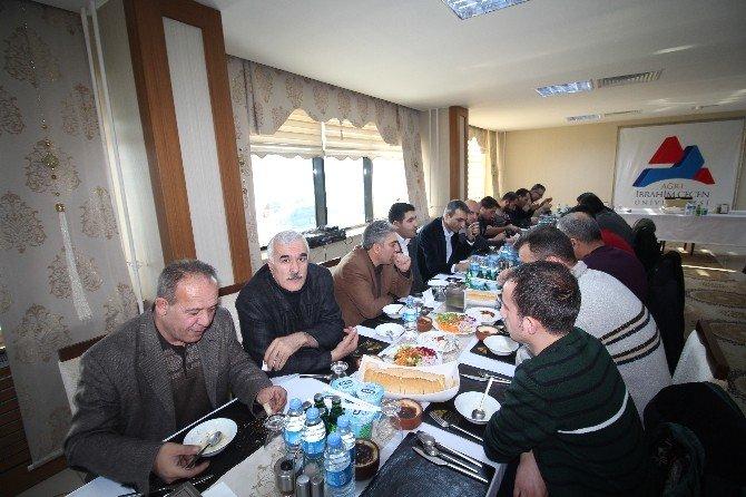 Vali Işın'dan 10 Ocak Gazeteciler Günü Etkinliği