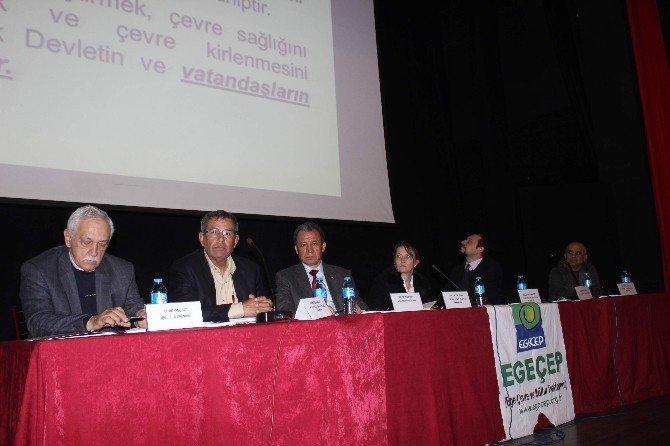 Aydın'da Çevre Kurultayı Gerçekleştirildi