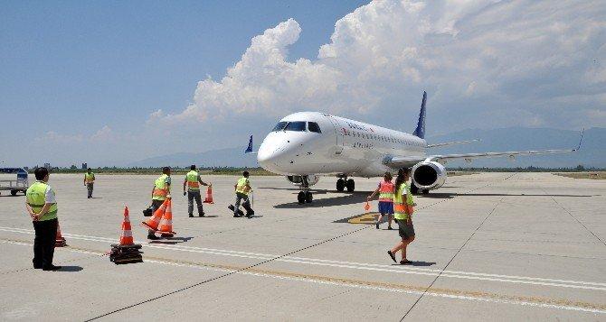 'Koca Seyit' 2015'te 321 Bin Yolcuyu Taşıdı