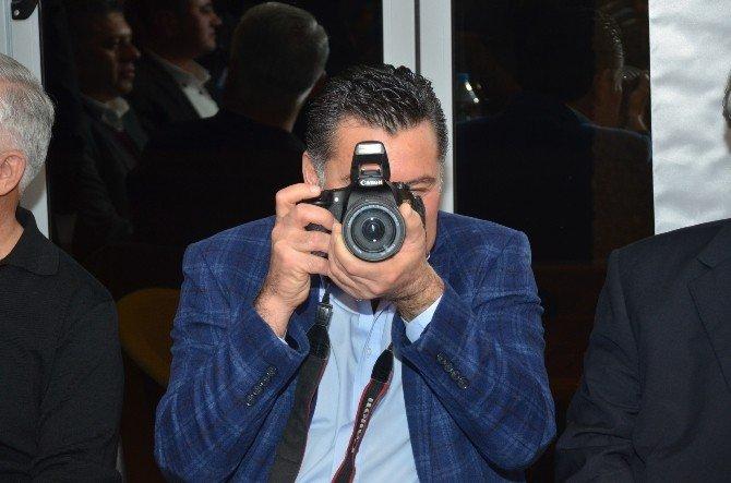 Başkan Kocadon Muğla Basınını Bodrum'da Ağırladı