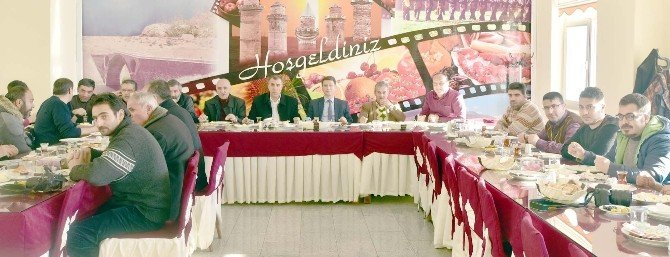 Beşminare Akademi'den Gazeteciler Günü Etkinliği