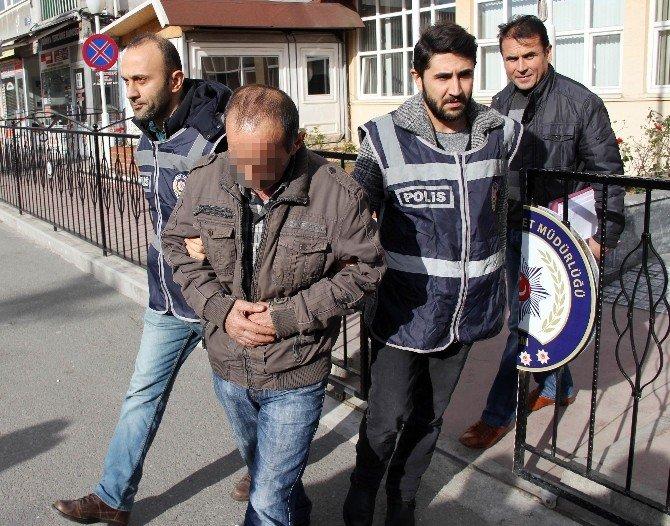 Mazot Hırsızlığına 2 Gözaltı