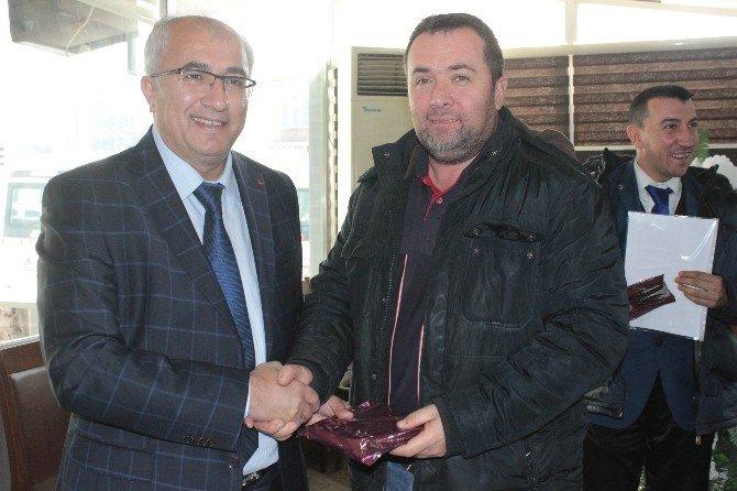 Başkan Mustafa Güler, Gazetecilerin Gününü Kutladı