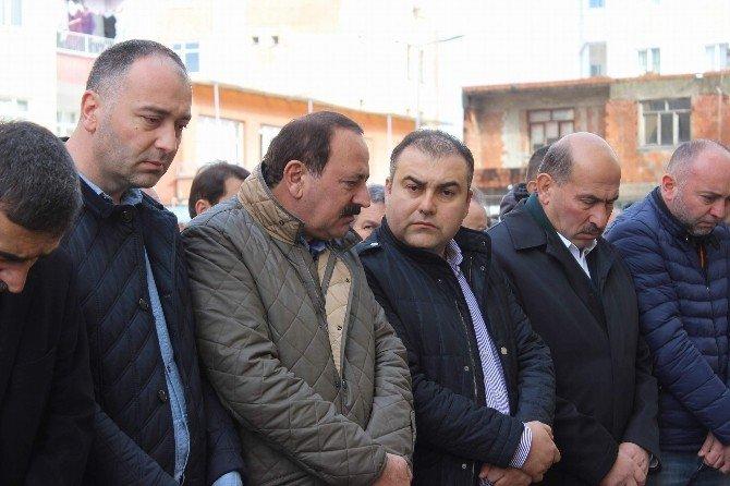 Başkan Hüseyin Arslan'ın Ağabey Acısı