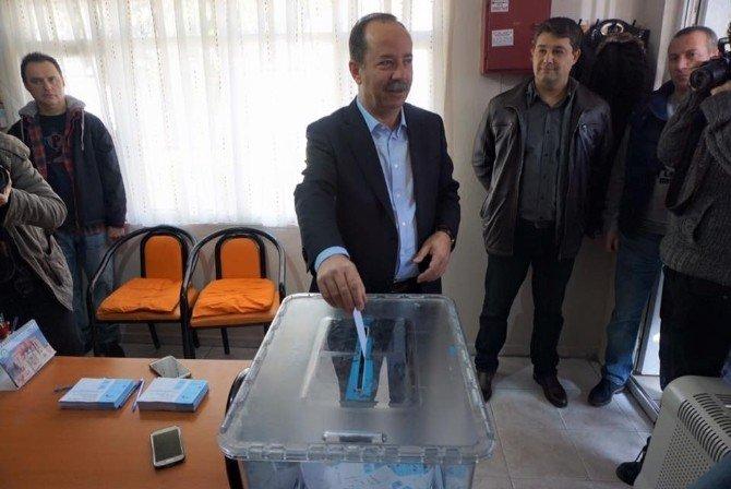 Edirne Referandumda