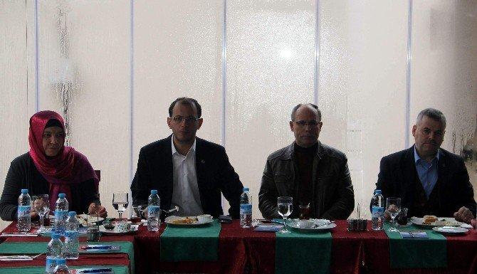 Eğitim Bir-sen, Çalışan Gazeteciler Günü'nü Kutladı