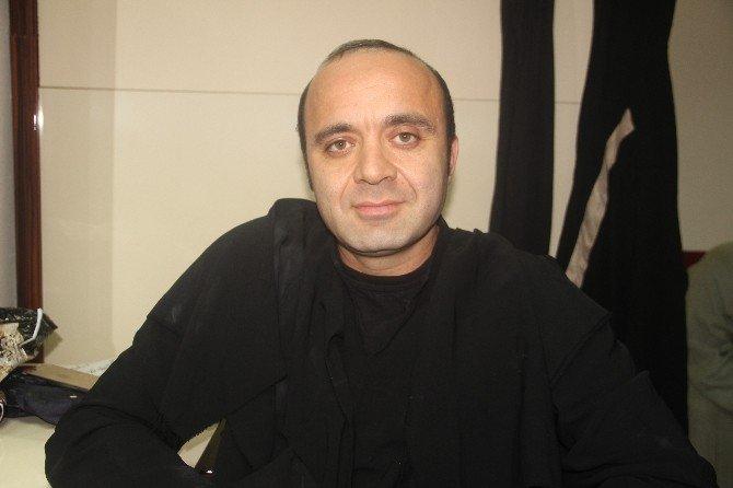 """Elazığ'da """"Aşkın Gözyaşları Tebrizli Şems"""" Oyunu Sergilendi"""