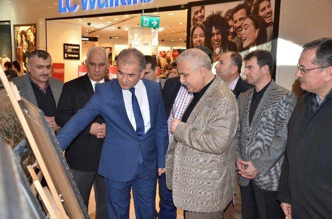 """""""Fotoğraflarla Göksun"""" Sergisi Açıldı"""