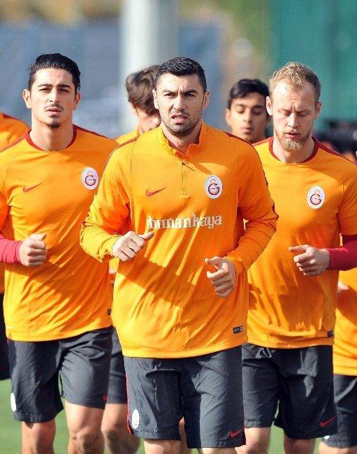 Galatasaray Kamp Çalışmalarına Başladı