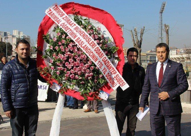 Tarımsal Öğretimin 170. Yılı Gaziantep'te Kutlandı
