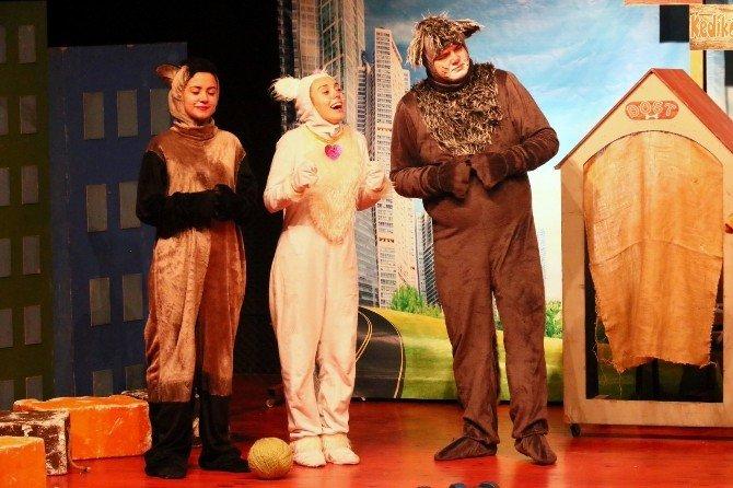 Kediler Sokağı Müzikali, Eyüplü Çocuklarla Buluştu