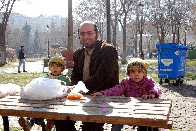 Gaziantep'te Bahar Havası