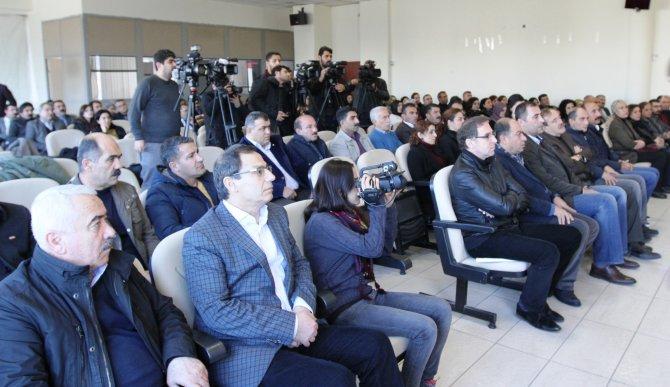 DBP'li belediye başkanları: Kayyımların adımı binalardan içeri giremeyecektir