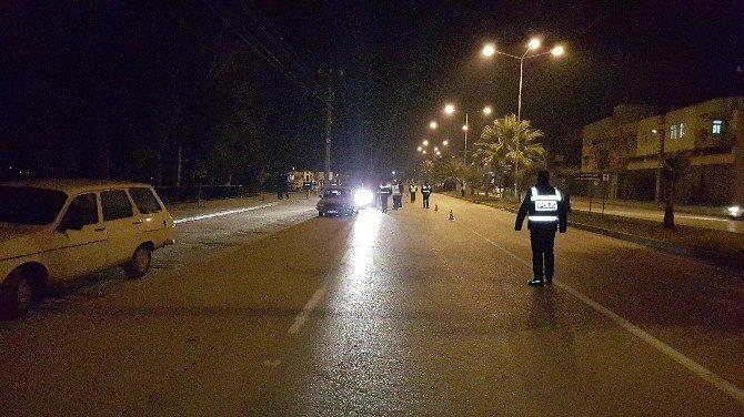 Kadirli Polisinden Huzur Operasyonu