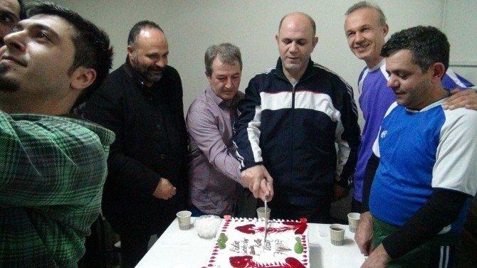 Kafkas Üniversitesi'nin Gazetecilere 10 Ocak Sürprizi