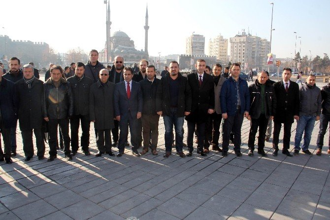 Kayseri Gazeteciler Cemiyeti Başkanı Metin Kösedağ: