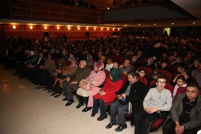 Mus'ab Bin Umeyr Kayseri'de Sahnelendi
