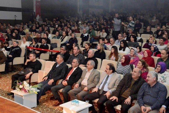 Meram'da Devlet Halk Dansları Gösterisi