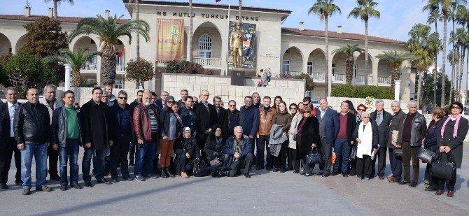 10 Ocak Çalışan Gazeteciler Günü Katlandı