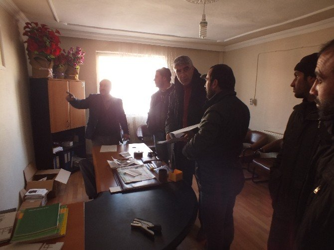 Malazgirt'te Terör Operasyonunda 9 Kişi Gözaltına Alındı