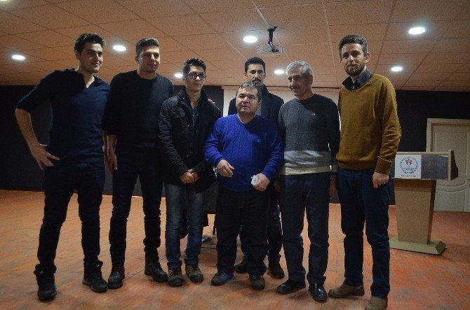 Halterin Yaşayan Efsanesi Erzurum'da