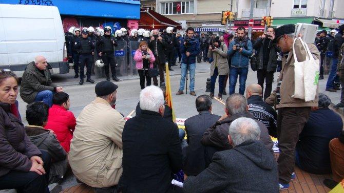 Aleviler Doğu'daki olayları protesto etti